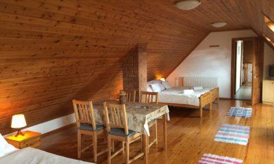 IV. szoba - Tetőtéri szoba